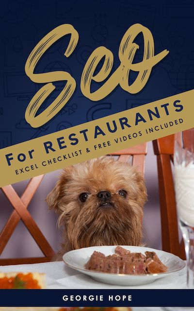 SEO Book for Restaurants and Cafes
