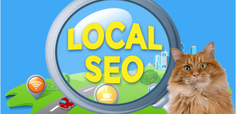 Local SEO website layout